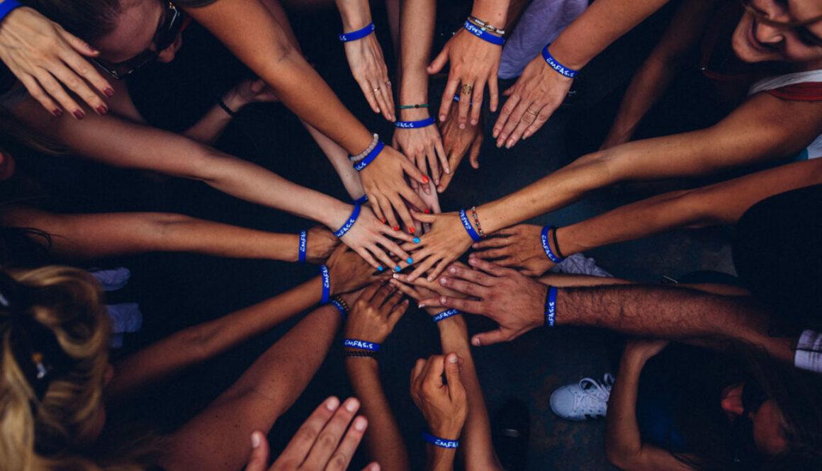 Välgörenhet för företag är en vinst för alla parter